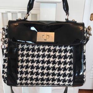 Kate Spade houndstooth purse